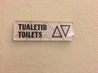 Toilets in Estonia