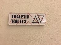 Toilets in Estonia