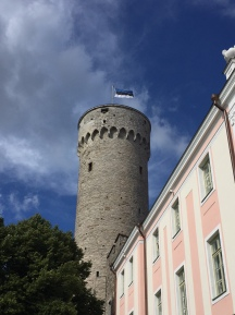 Tall Hermann Tower, Tallin