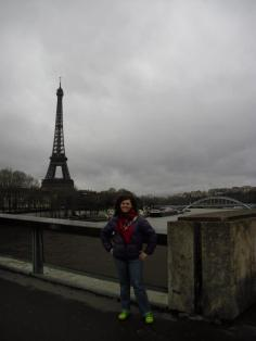The Eiffel Tower!