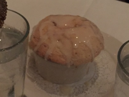 Creole Bread Pudding Souffle