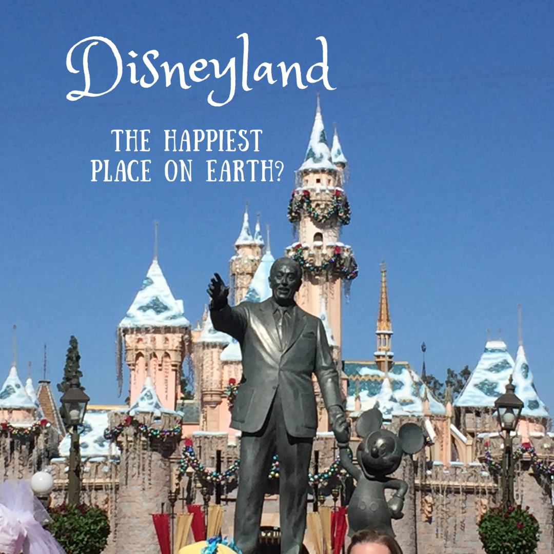 Disneyland Happiest Place On Earth Quick Whit Travel