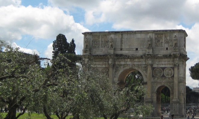 Roman Arch May 2010